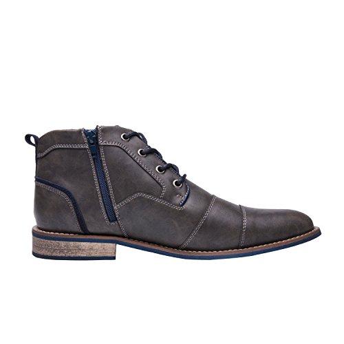 Global Win Globalwin Heren Classic 16371639 Fashion Boots Grey9