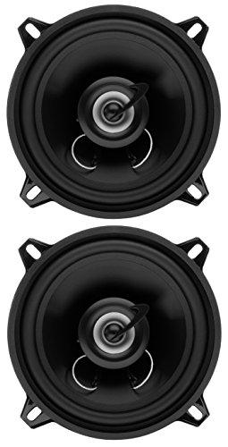 Planet Audio TRQ522 5.25 Inch Car Speakers - 225 Watts of Power Per Pair, 112.5 Watts Each, Full Range, 2 Way, Sold in Pairs