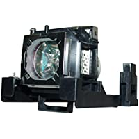 AuraBeam Professional Promethian PRM30 Projector Replacement Lamp with Housing (Powered by Ushio)