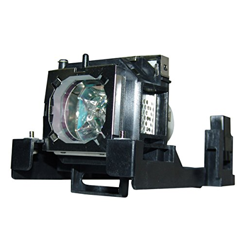 AuraBeam Economy Eiki 610-349-0847 Projector Replacement Lamp with Housing (0847 Projector Lamp)
