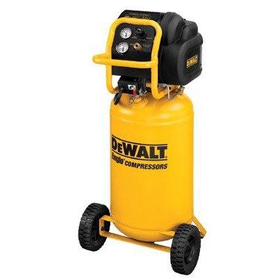 028877575544 - DEWALT D55168 200 PSI 15 Gallon 120-Volt Electric Wheeled Portable Workshop Compressor carousel main 0