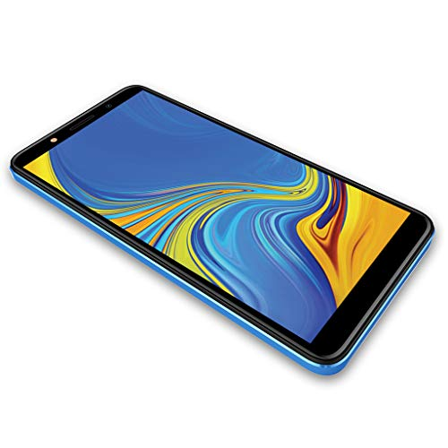 Matoen Android 6.0 Unlocked 6.0 Cell Phone Quad Core Dual SIM 3G T-Mobile Smartphone Xbo Note9 Smartphone 5.0 inch Screen, 3G, 512+4GB (Blue) by Matoen (Image #3)