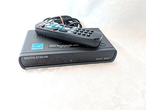 Digital Stream DTX9950 Converter Box w/ Remote