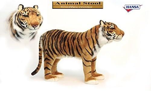 Amazon.com: Realistas Tigre Asiento: Toys & Games