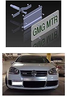 Front Screw on Aluminum Tow Hook VWGolf GTi Bora Jetta Passat MkIV MkV BLUE
