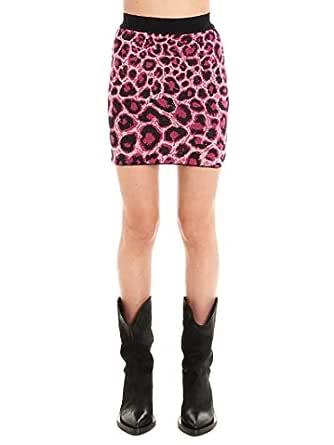 Alberta Ferretti Mujer J018451071132 Fucsia Lana Falda: Amazon.es ...