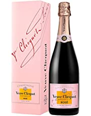 Veuve Clicquot Rosé Champagne, 750ml