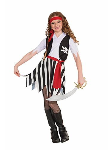Forum Novelties Little Lady Buccaneer Costume, Child Large]()