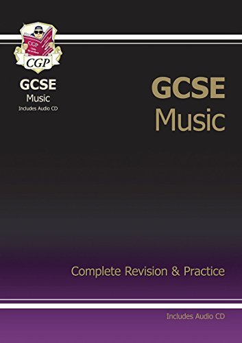 GCSE Music Complete Revision & Practice with Audio CD of Parsons, Richard on 15 December 2006 (Cgp Gcse Music Complete Revision And Practice)