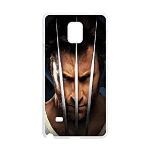 ZK-SXH - Hugh Jackman Personalized Phone Case for Samsung Galaxy Note 4,Hugh Jackman Customized Cover Case