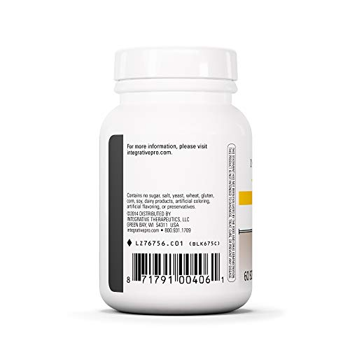 Integrative Therapeutics 400 IU Vitamin E Softgels