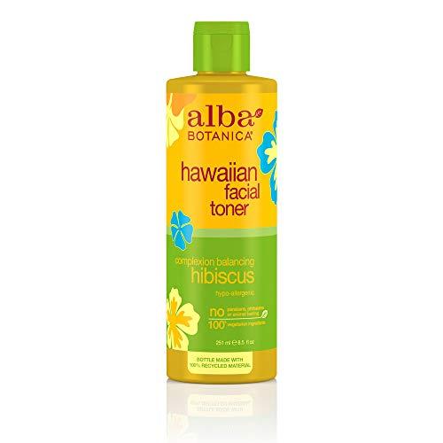- Alba Botanica Complexion Balancing Hibiscus Hawaiian Facial Toner, 8.5 oz.