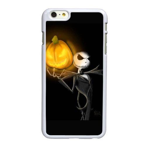 C3C68 The Nightmare Before Christmas T7Q9WJ coque iPhone 6 Plus de 5,5 pouces cas de couverture de téléphone portable coque blanche HY4YPG8UG