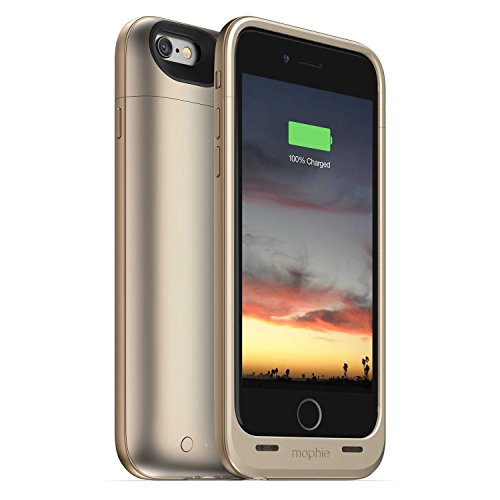 mophie 3045 Juice Pack Air for iPhone 6/6s - Gold