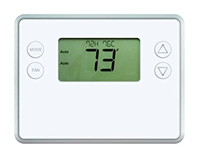 GoControl Battery-Powered Z-Wave Thermostat - GC-TBZ48