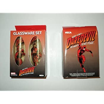 Amazon.com | Marvel Daredevil Glassware Shooter Shot Glass