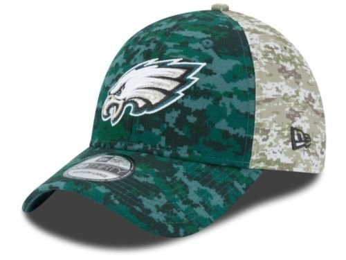 5c53021d111 Philadelphia Eagles Salute to Service Hat – Football Theme Hats