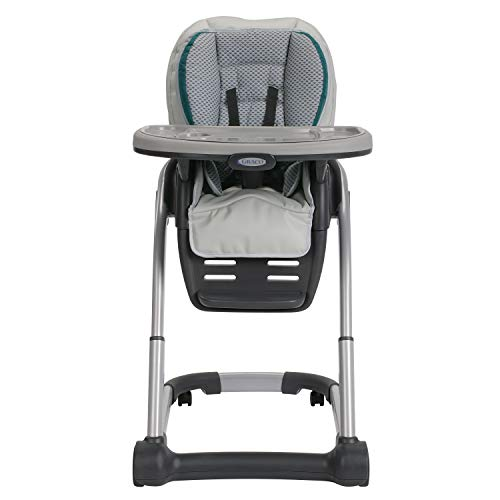 41CG2y82vfL - Graco Blossom 6 In 1 Convertible High Chair, Sapphire