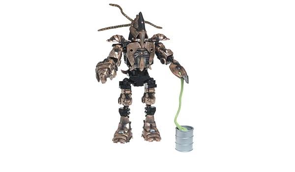 Amazon.com: Mega Bloks Blok Bots Cyborgs Vs Mutroids: Warp ...