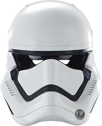 Flat, Cardboard Stormtrooper Mask - The Force Awakens (Stormtrooper Mask)