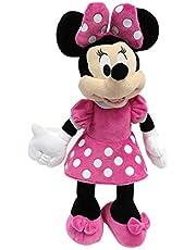 Disney 54884 Peluche Minnie Clasica, Chica, 22cm