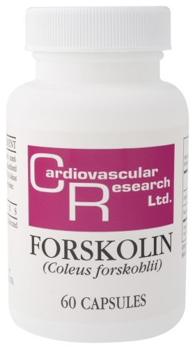 Cardiovascular Research - La forskoline, 60 capsules