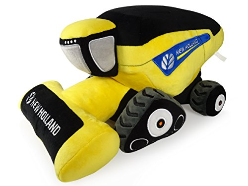 UHKid's New Holland Combine Plush Toy