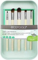 Save on EcoTools Brow Shaping Duo Includes Angled Brush and Spoolie Brush to Create Defined Brow