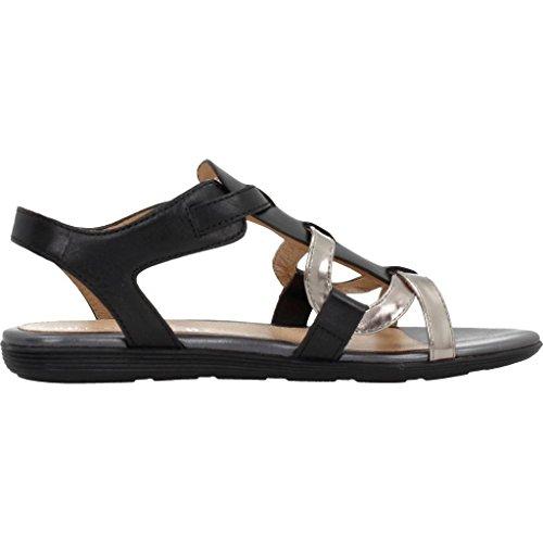 Sandalias y chanclas para mujer, color Negro , marca STONEFLY, modelo Sandalias Y Chanclas Para Mujer STONEFLY 10230N Negro Negro