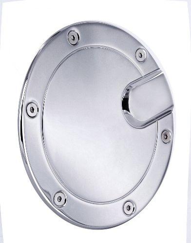 - All Sales 6052C Chrome Billet Aluminum Fuel Door