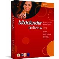 Bitdefender Antivirus 2010 -1Pc