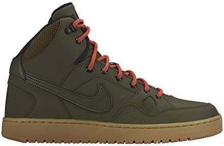 Nike Herren Son of Force Mid Winter Basketballschuhe, braun