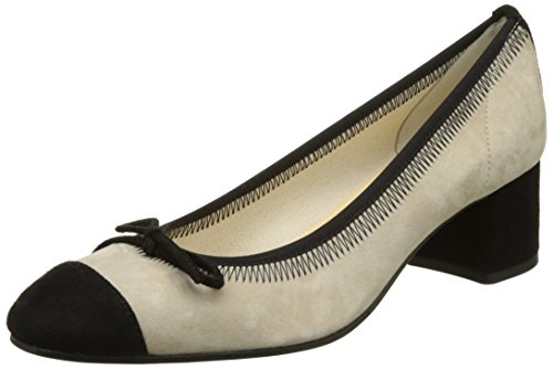 Elizabeth Stuart Dico, Scarpe Col Tacco Donna Multicolore (Noir/Sable)