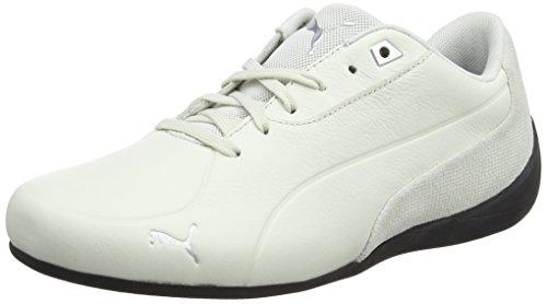 Puma Drift Cat 7 CLN, Sneakers Basses Mixte Adulte Gris (Vaporous Gray-black-silver)