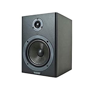 Monoprice Stage Right 8-inch Powered Studio M...