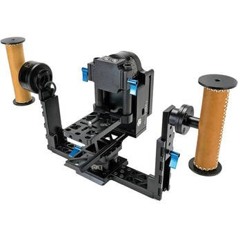 Letus35 Helix Jr. Gimbal Stabilizer — Handheld-Mode with Bluetooth & RC by Letus35