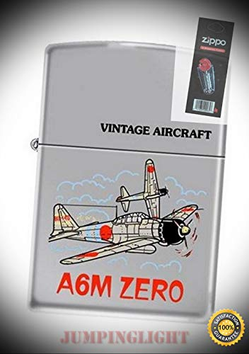 250 A6M Japanese Zero WW2 Airplane Lighter with