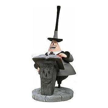 Amazon.com: Neca Nightmare Before Christmas Mayor Bobble Head ...