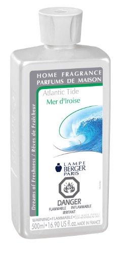 [Lampe Berger Fragrance - Atlantic Tide , 500ml / 16.9 fl.oz.] (Atlantic Oil)