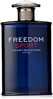Tommy Hilfiger Freedom Sport Spray for Men, 3.4 Ounce