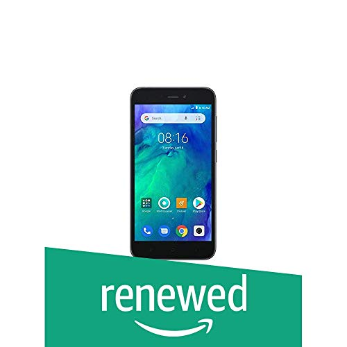 Renewed  Redmi Go  Black, 8  GB   1  GB RAM