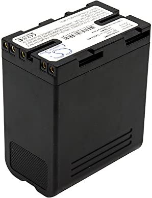 PMW-150 Rechargeable Battery BP-U65 Replacement for Sony PMW-100 14.8v 5200mAh PMW-200 HD422