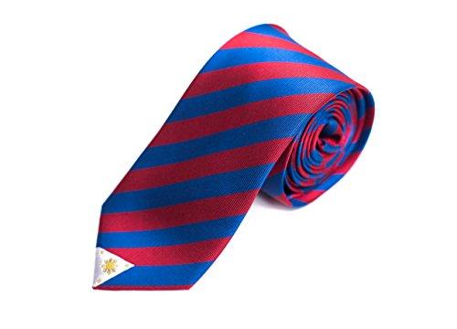 Philippines Skinny Tie (2.5