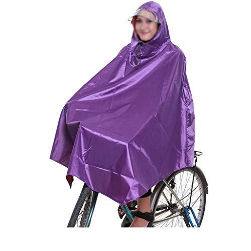 Single Poncho Bicycle Con Mujeres Color Capucha Aire Sólido De Hat Impermeable Libre Moda 6 Al Electric Clásico qIFwEwWg