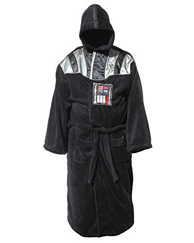 Star Wars Darth Vader Fleece Bathrobe