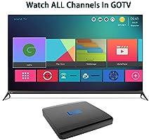 Amazon com: International IPTV Receiver Box,4K Live IPTV Box