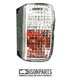 Bison VAX006 Front Fog Lamp Rh//Os