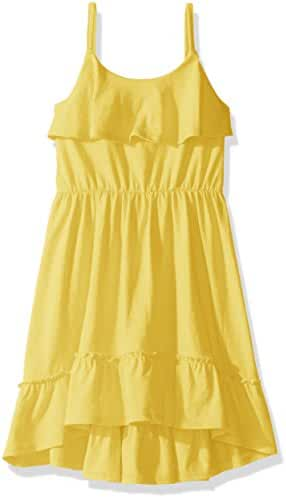 The Children's Place Girls' Dress with High-Low Hem