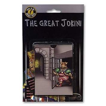 SOLOMAGIA The Great Jokini by Bazar de Magia - Card Tricks ...