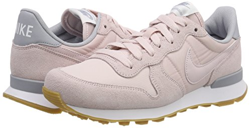 Internationalist Running Nike Rose Para De Zapatillas white barely wolf Grey 612 Rosa Rose Wmns barely Mujer PInRI5